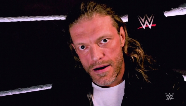 WWE RAW : Edge annonce sa participation au Royal Rumble