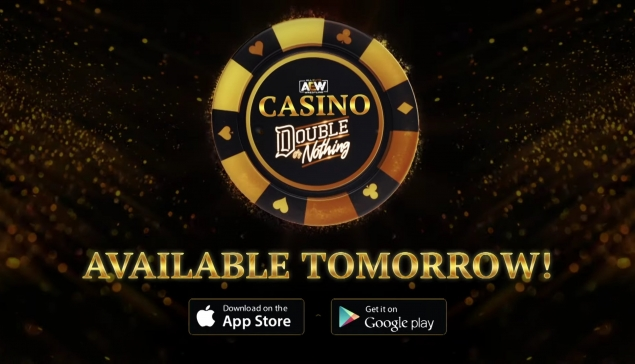 AEW Casino: Double or Nothing disponible dès aujourd'hui