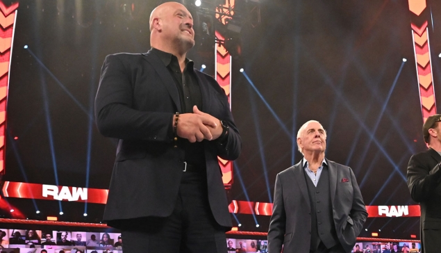 Ric Flair reste surpris par la signature du Big Show à l'AEW