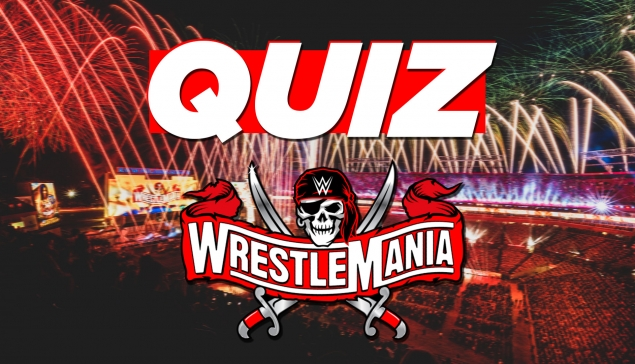 QUIZ WWE WRESTLEMANIA