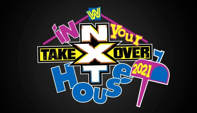 La WWE annonce NXT TakeOver In Your House 2021