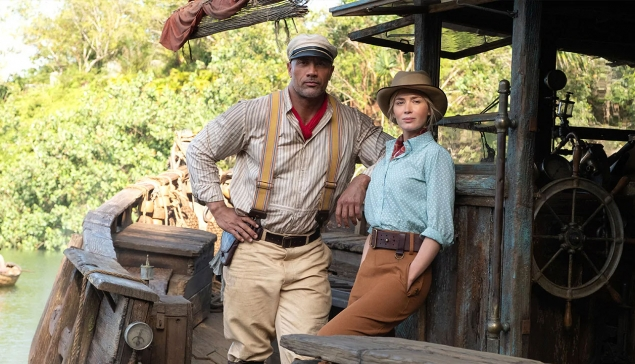 The Rock annonce la sortie de Jungle Cruise