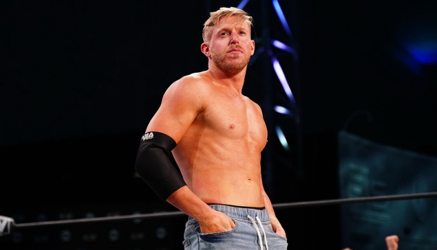 AEW Dynamite : Orange Cassidy finit le match KO