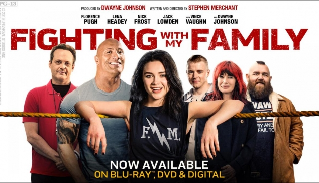 Le film Fighting With My Family bientôt diffusé en France
