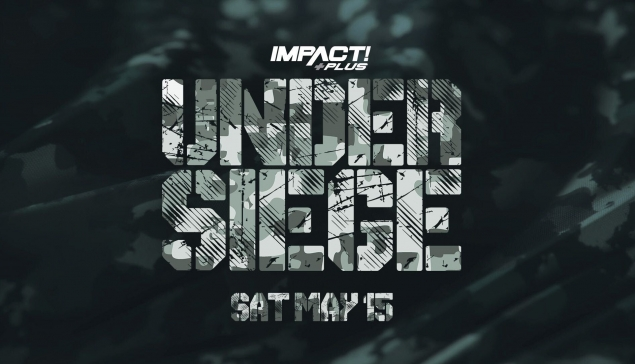 Carte de Impact Wrestling Under Siege 2021