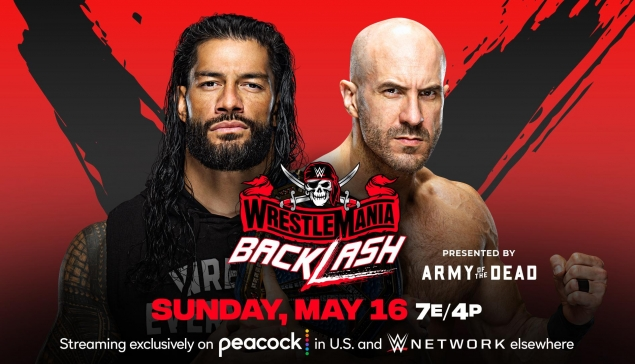 Faites vos pronostics sur WrestleMania Backlash 2021