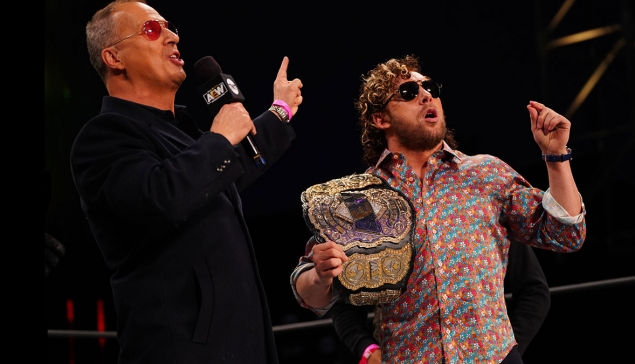 Direction AEW pour Don Callis ?