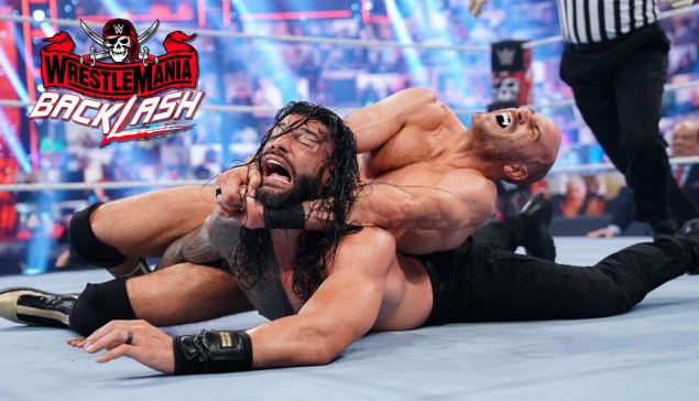 Review WWE WrestleMania Backlash