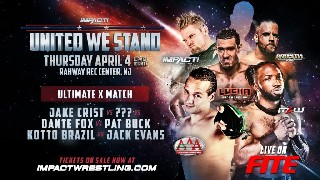 United We Stand Ultimate X Match