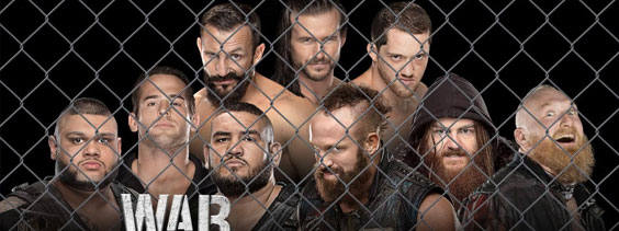 Resultats WWE NXT TakeOver WarGames