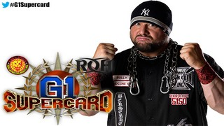 G1 Supercard Bully Ray Open Challenge