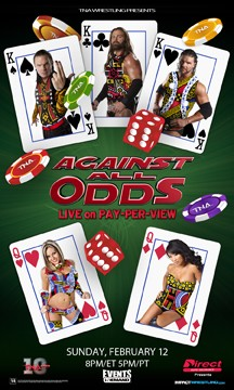 TNA Against All Odds 2012