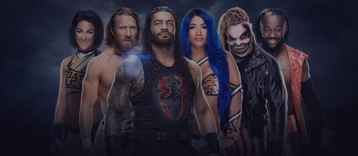 affiche smackdown 2019