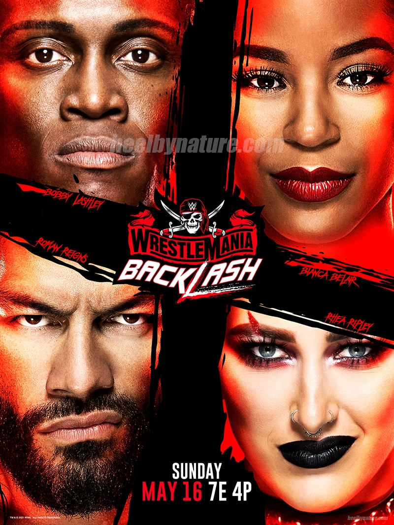 wrestlemania backlash poster 2021